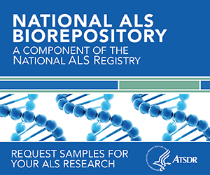National ALS Biorepository - A Component of the National ALS Registry - Request samples for your ALS research