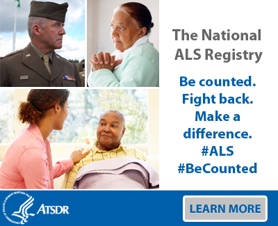 The National ALS Registry – Be Counted
