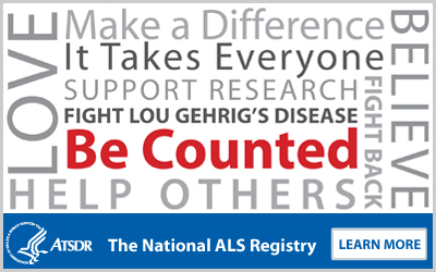 The National ALS Registry. ALS Word Cloud