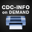 CDC Info on Demand Logo